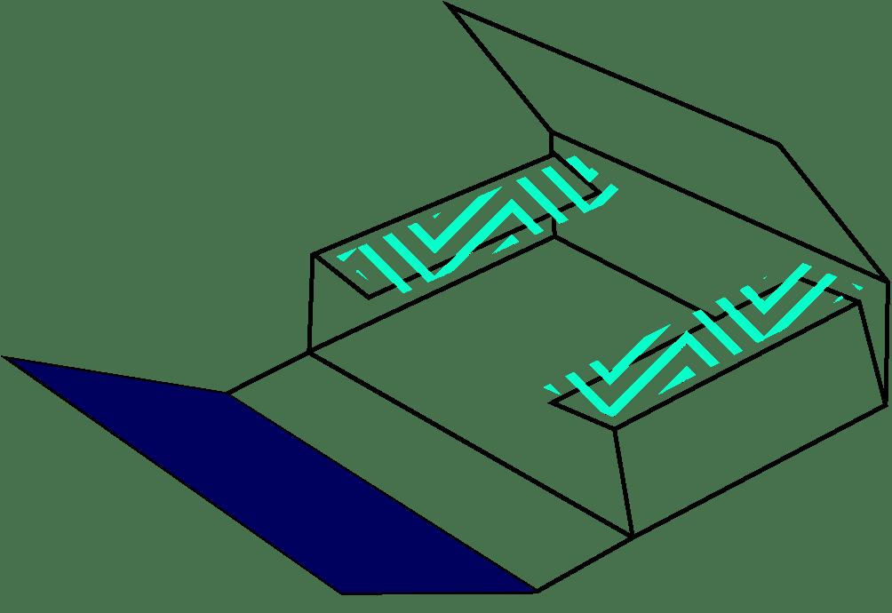 Boite postale ou petite boite de présentation (idéal e-commerce)