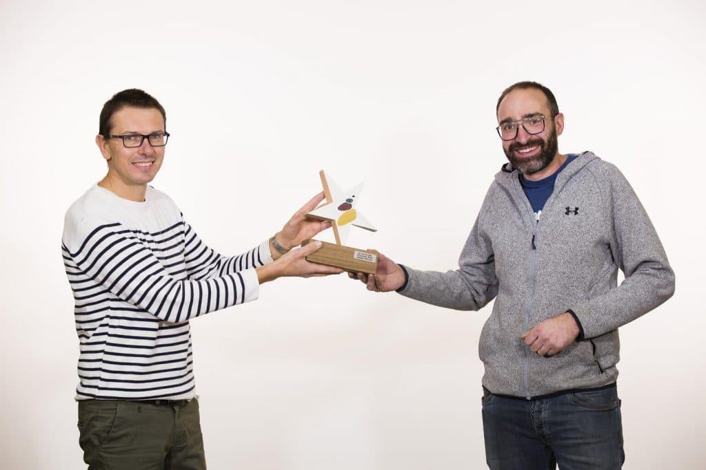 La récompense du Réseau Entreprendre Loire